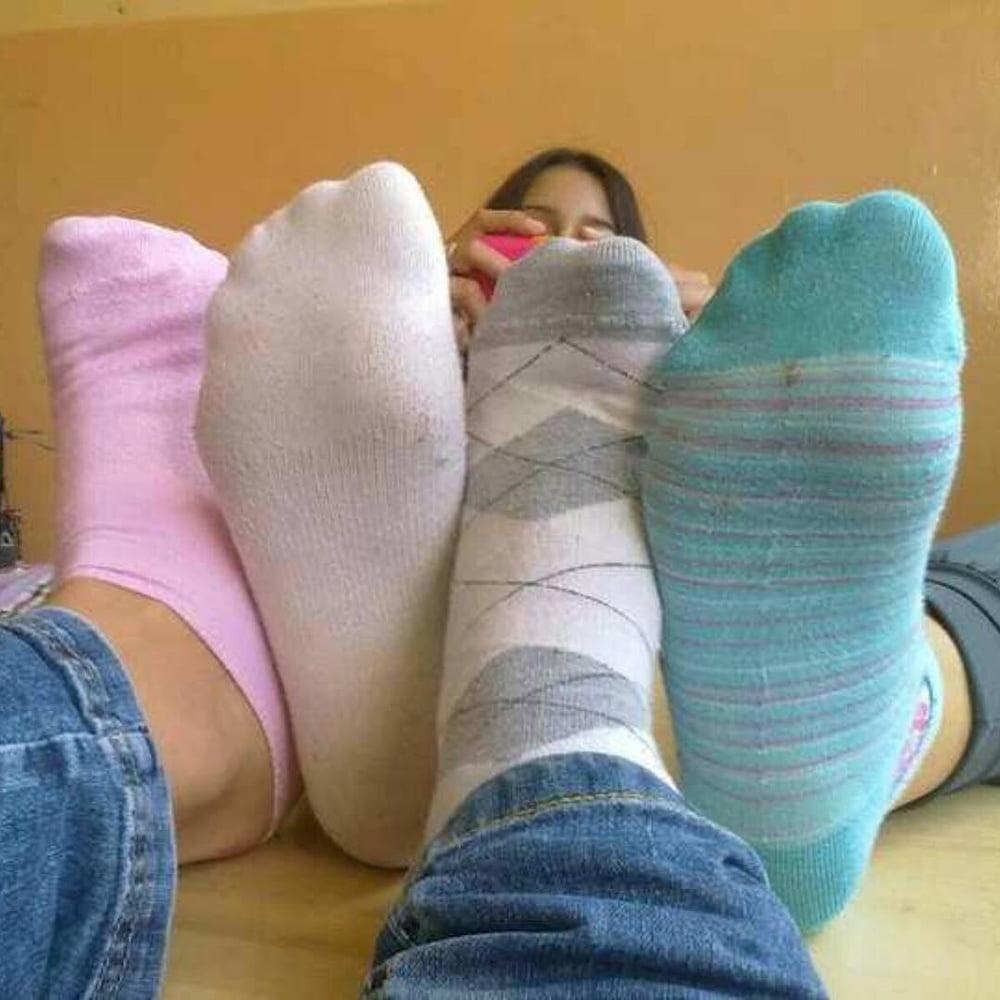 Milf socks sex pics