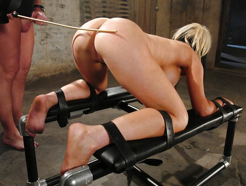 Spanking, men whipped girls slaves maledom, red ass, bondage