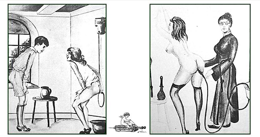 How to put an erotic enema