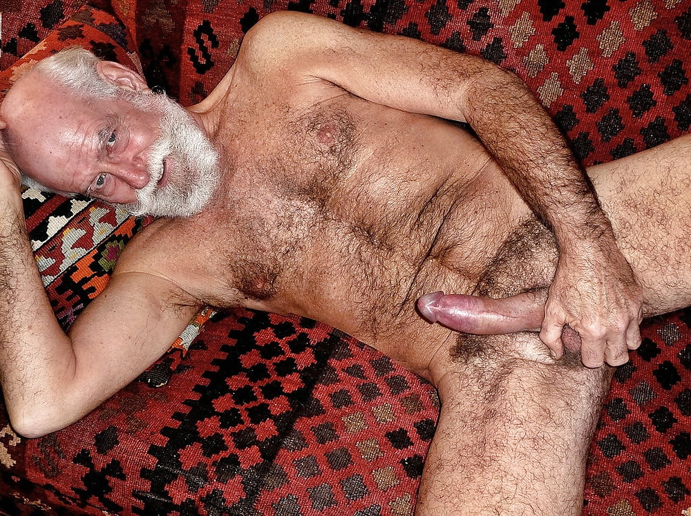 Gay hairy old men naked