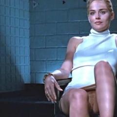 Sharon Stone à poil : vidéos de sexe et photos à poil volées au ...