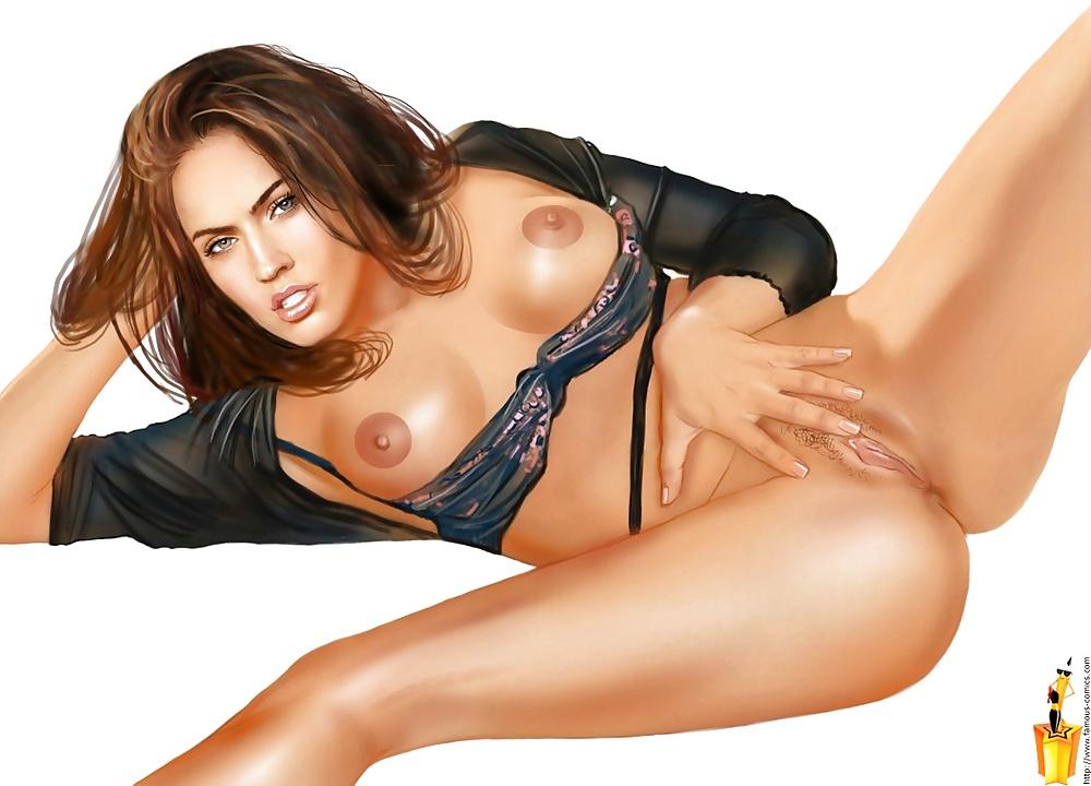 Megan fox xxx sex pics