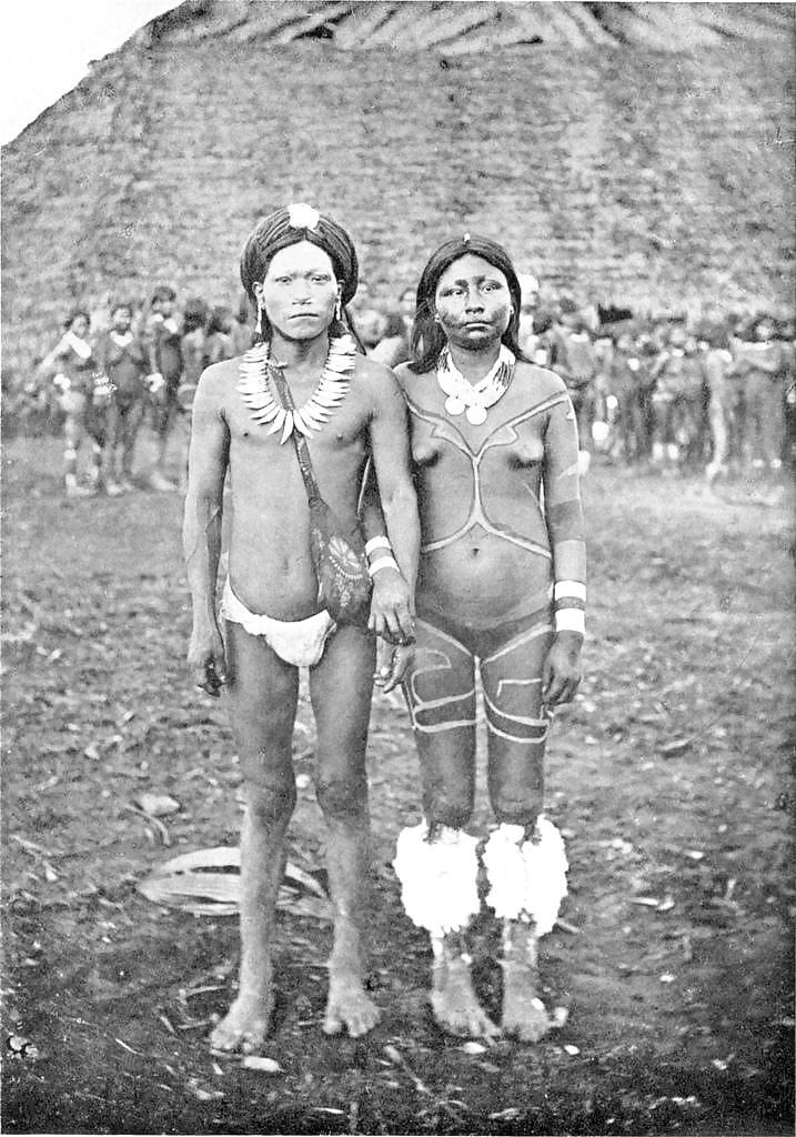 Фото этническая эротика