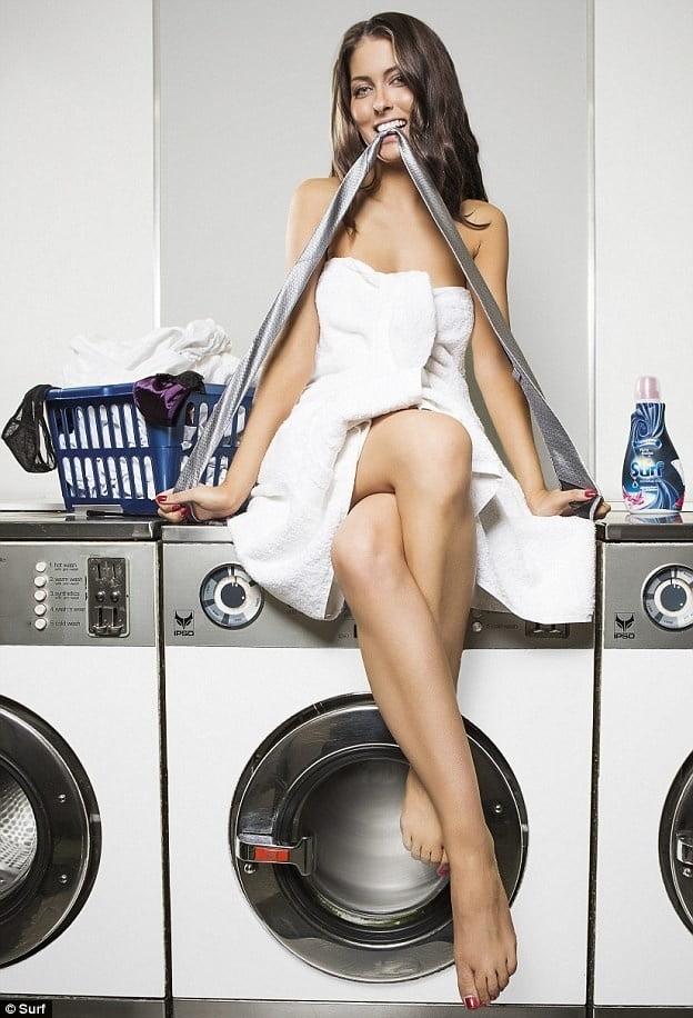 Эро фото девушка и стиральная машина, анальное порно в машине с невестой друга