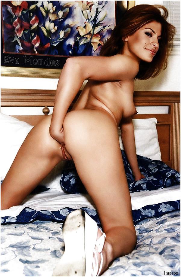 Eva Mendes Celebs Nude