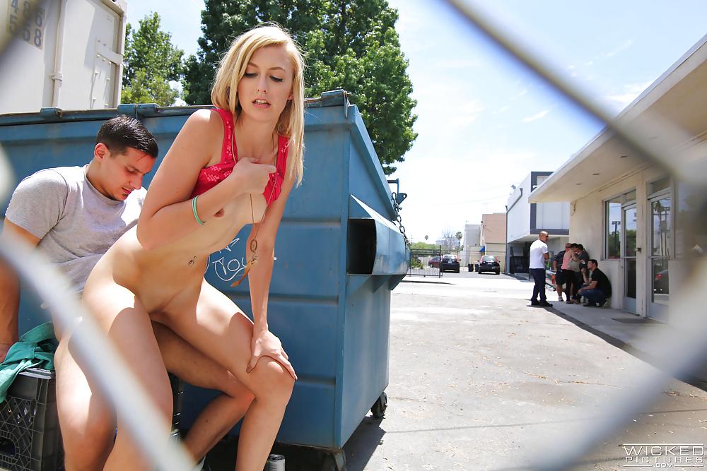 Street sex movie