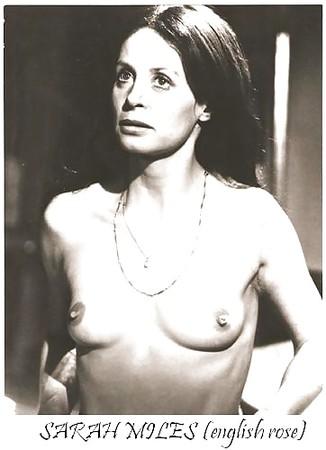 Sarah nackt Miles Sarah Miles