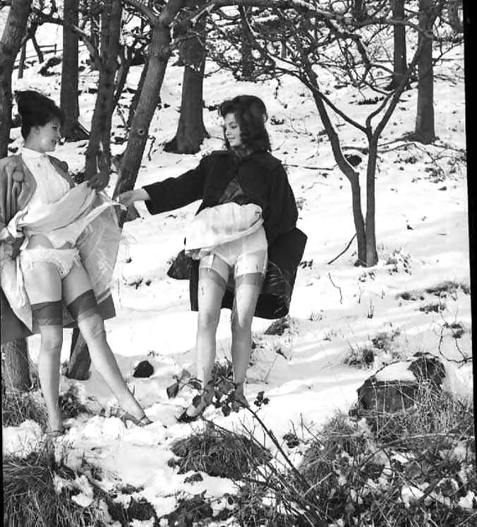 Snow white vintage porn-9768