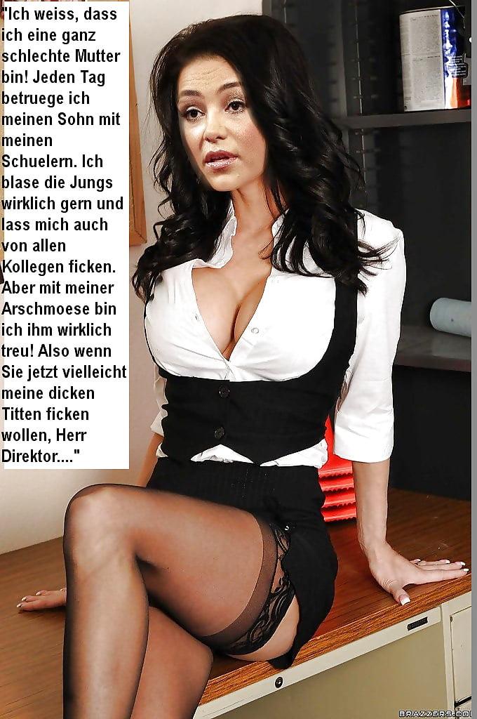 Deutsche Kissi Kissi fickt mit ihrem Stiefsohn