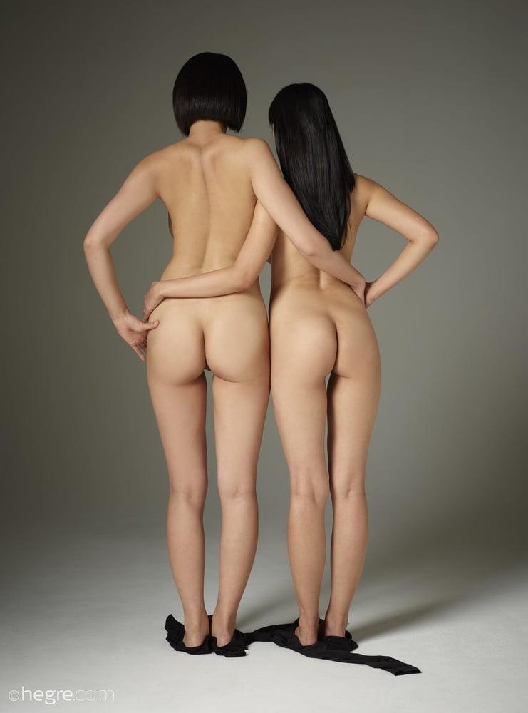 Japanese nude beautiful-2380