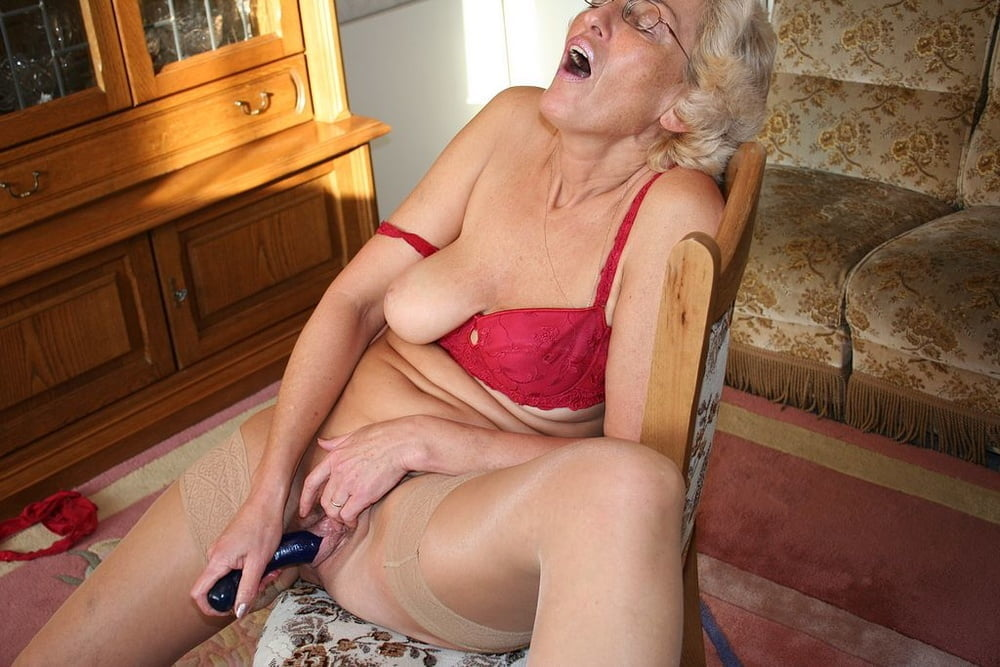 Asian granny pantyhose images