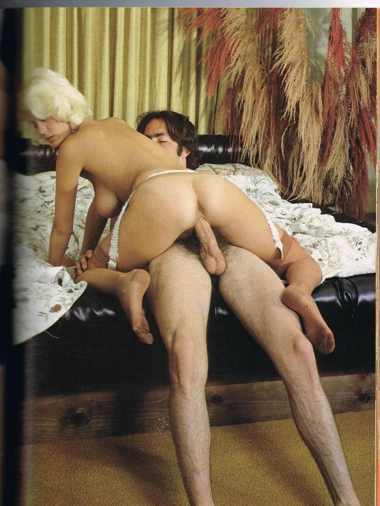 Blondes Have More Cum - Vintage Mag - 90 Pics
