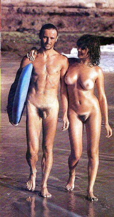 Amateur naked public