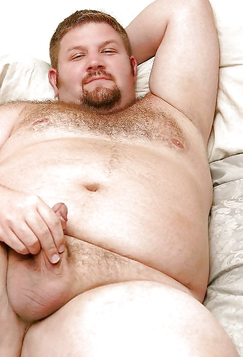 Chubby naked bear men