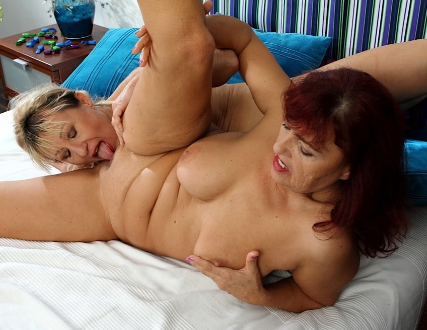 порнушка с русскими старушками лесбиянками