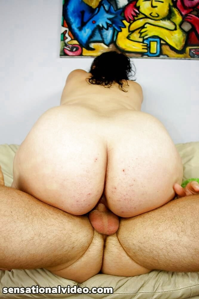 Tight Teen With Fat Ass Rides Big White Dick Creampie