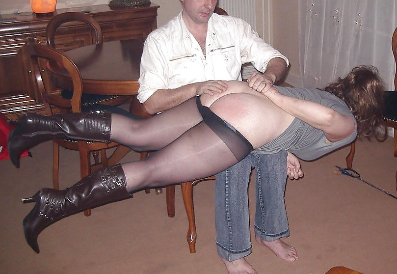 first-proper-spanking-pantyhose-tights