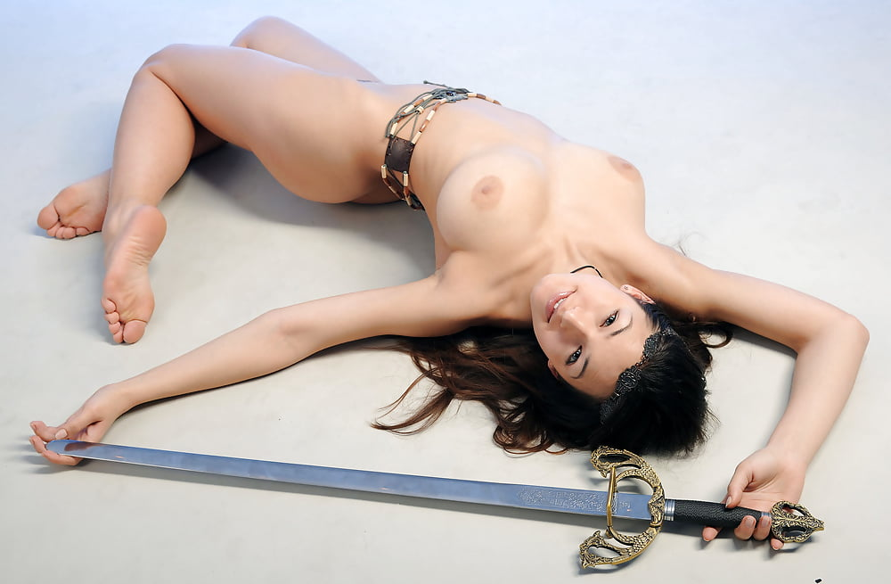 Naked women in swordfish, mature muscular naked men