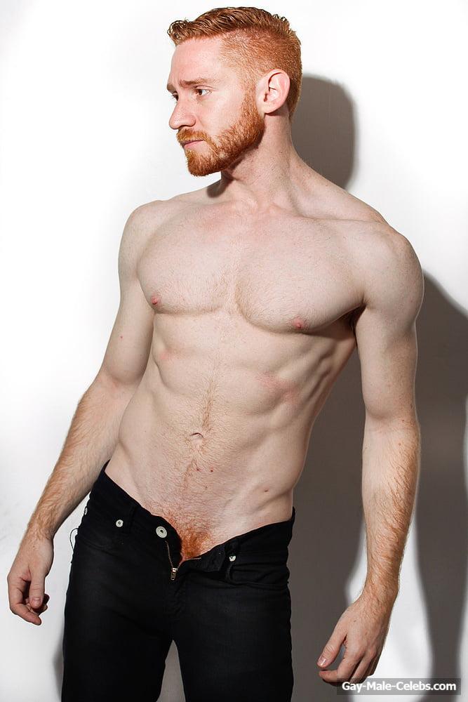 Boy nude ginger males naked men