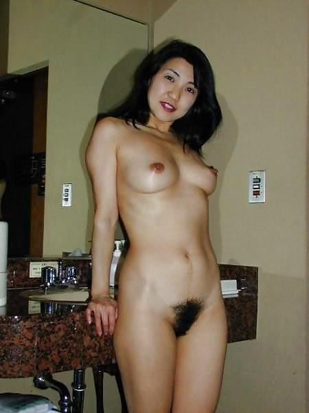 Japanese Hairy Pussy Posing - 16 Pics  Xhamster-9141