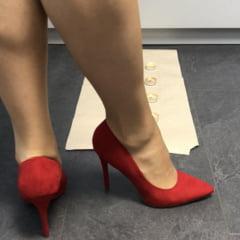 Nylon Feet Vs. Painful Hot Candles