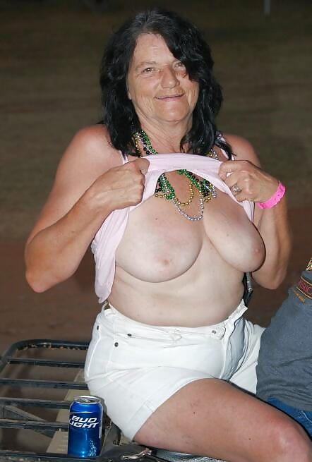 Chunky mature women-6413