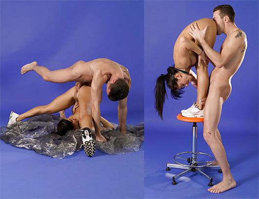 продолжались машине половой акт в акробатических позах фото маме