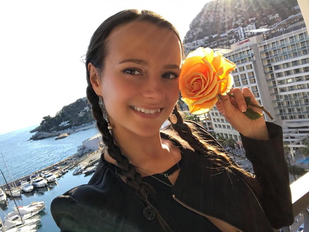 Whore & porno actress Anastasia - 61 Pics