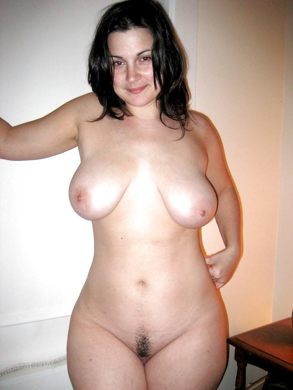 Curvy Milf Naked