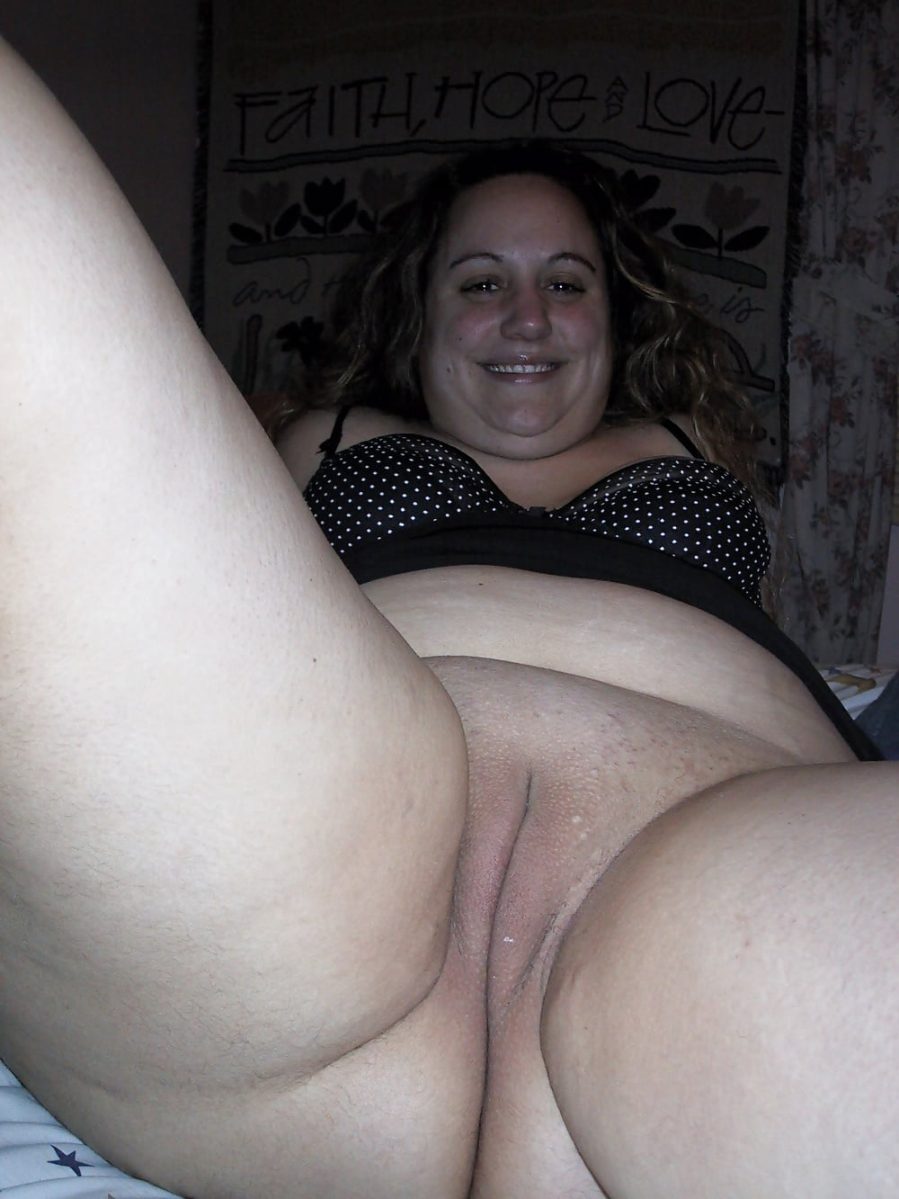 Ex chubby nude — pic 5