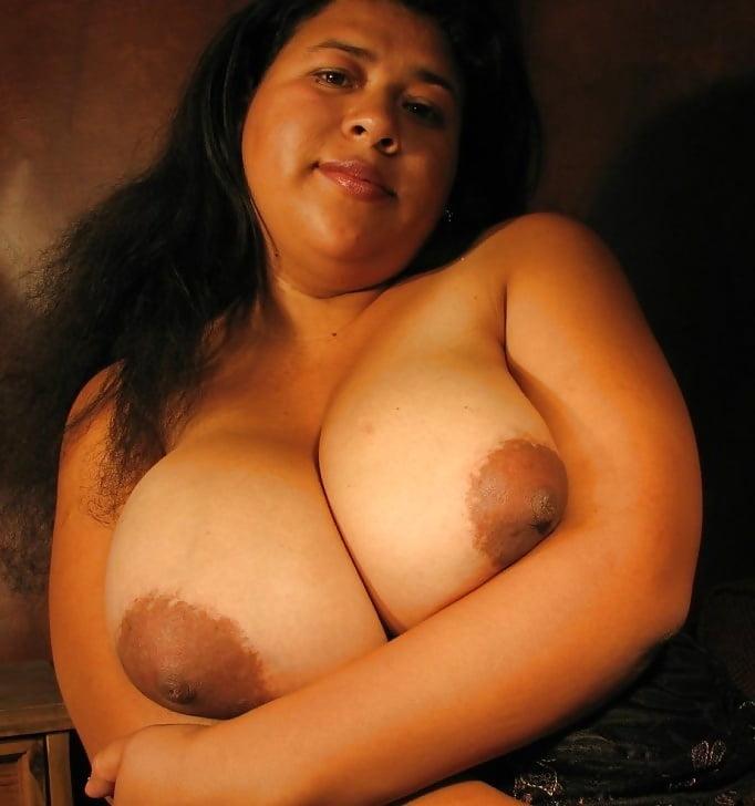 Big amateur mexican titties bouncing