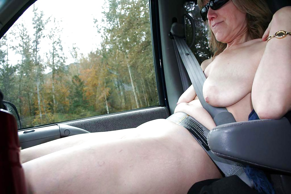 Naked bbw wife truck