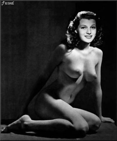 Boobs Nude Pictures Of Rita Hayworth Pic