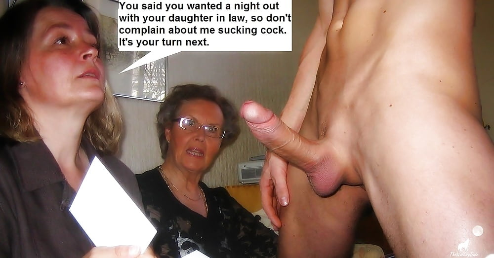 Mom Son Cum