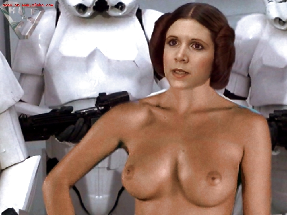 It's true carrie fisher appeared in playboy magazine