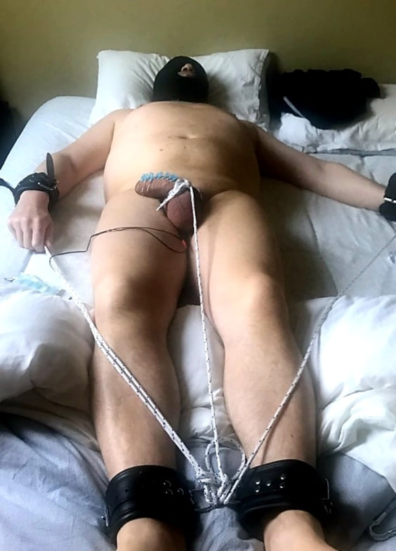 Bdsm femdom bondage