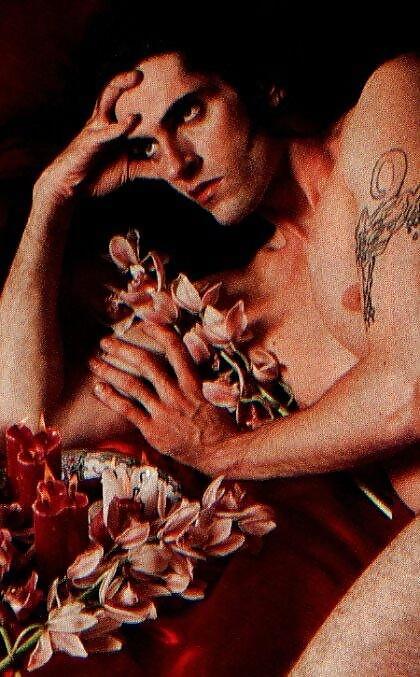 Type O Negative Frontman Peter Steele Shirtless