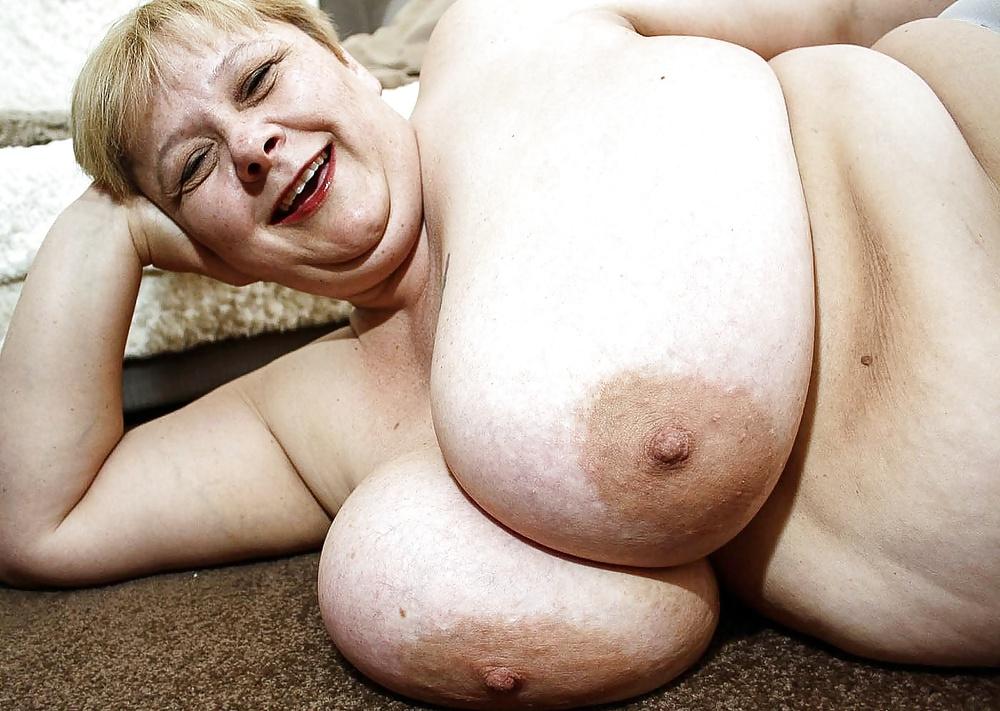Big tit granny porn