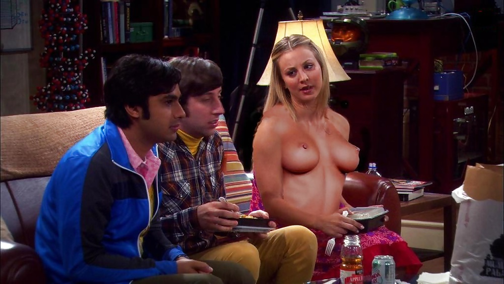 Big bang theory nude cosplay — img 11