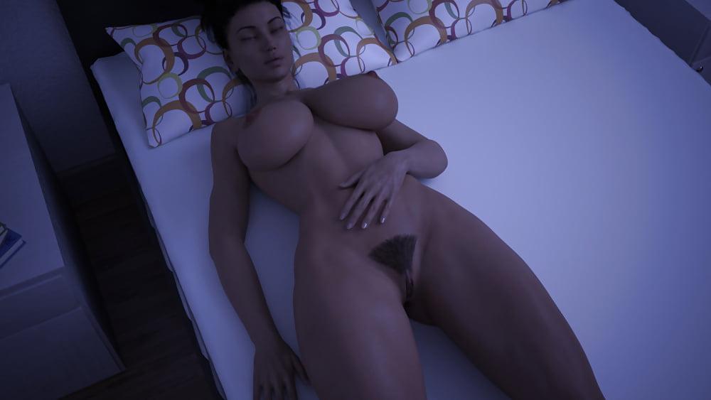 Beautiful nude anime-9762