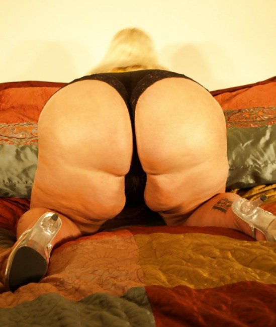 Blonde fat girl porn