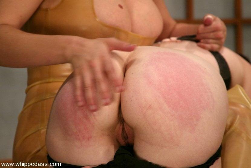 Mature spanking sex