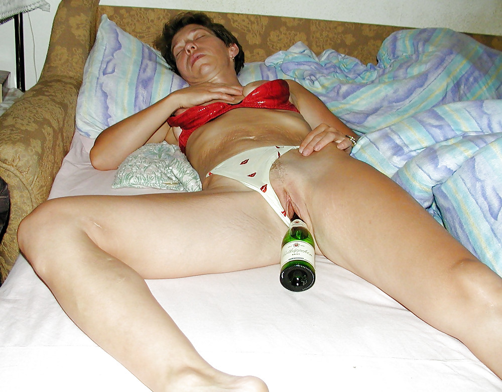 Naked drunk passed out girls #9