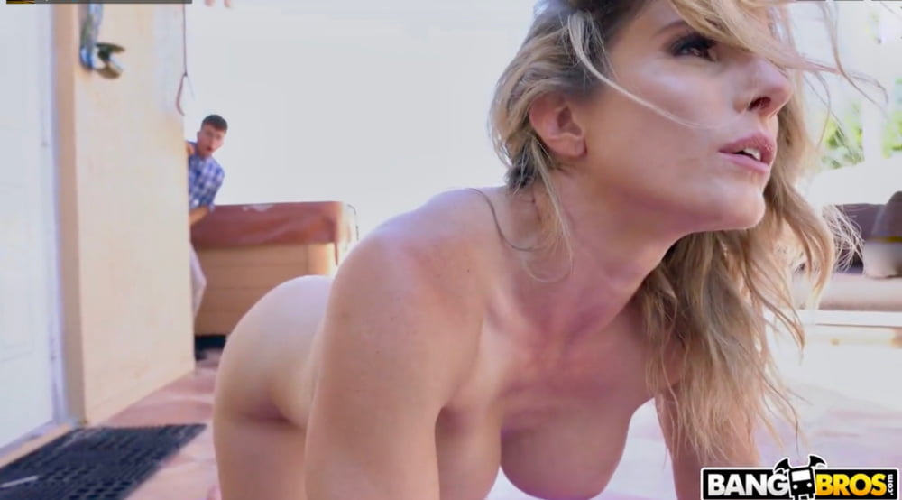 Milf and young man-7998
