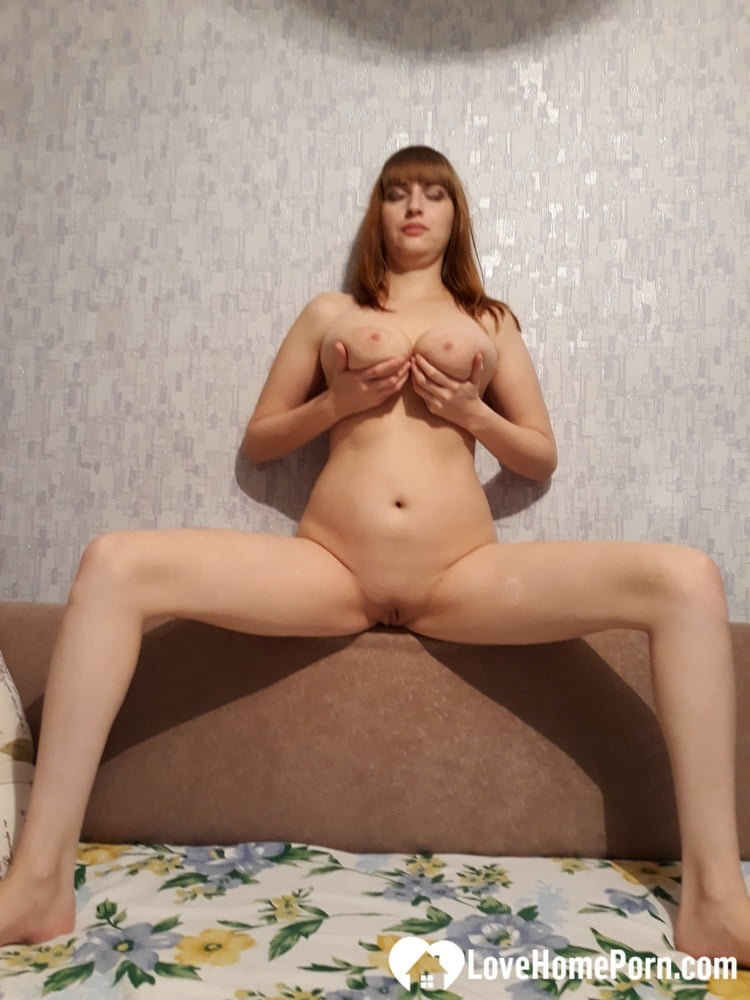 Busty neighbor sent me some hot footage - 75 Pics