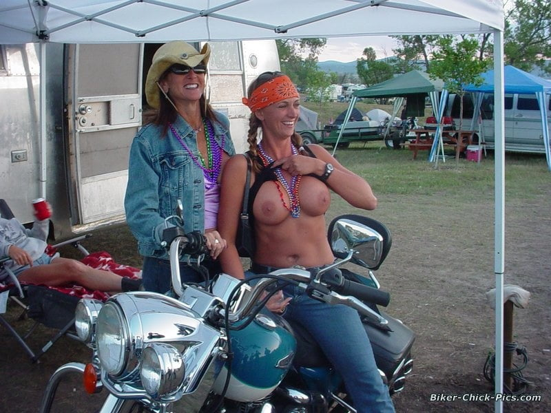 Motorcycle rally fuck