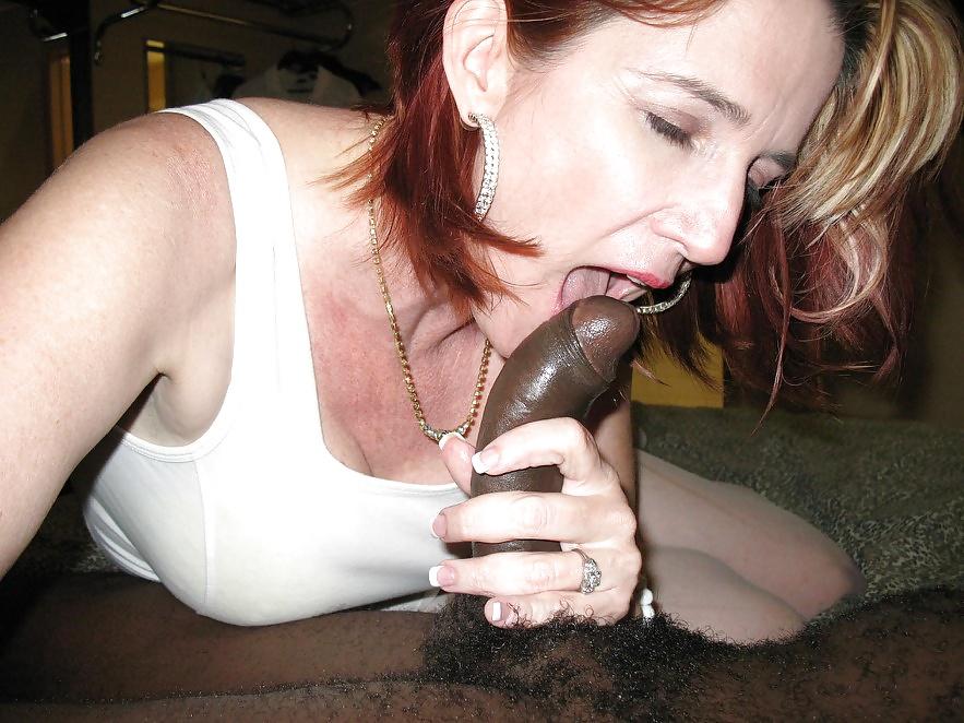 Kinky Cuckold Cougar Loves Black Cock - 8 Pics  Xhamster-1510