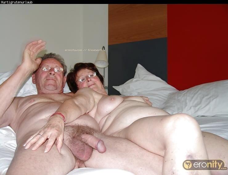 Naked granny and grandpa 12