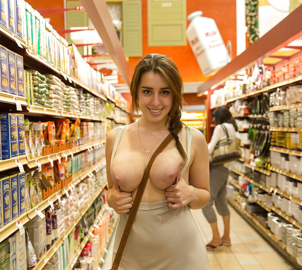 Another pantyless adventure in walmart upskirt pics