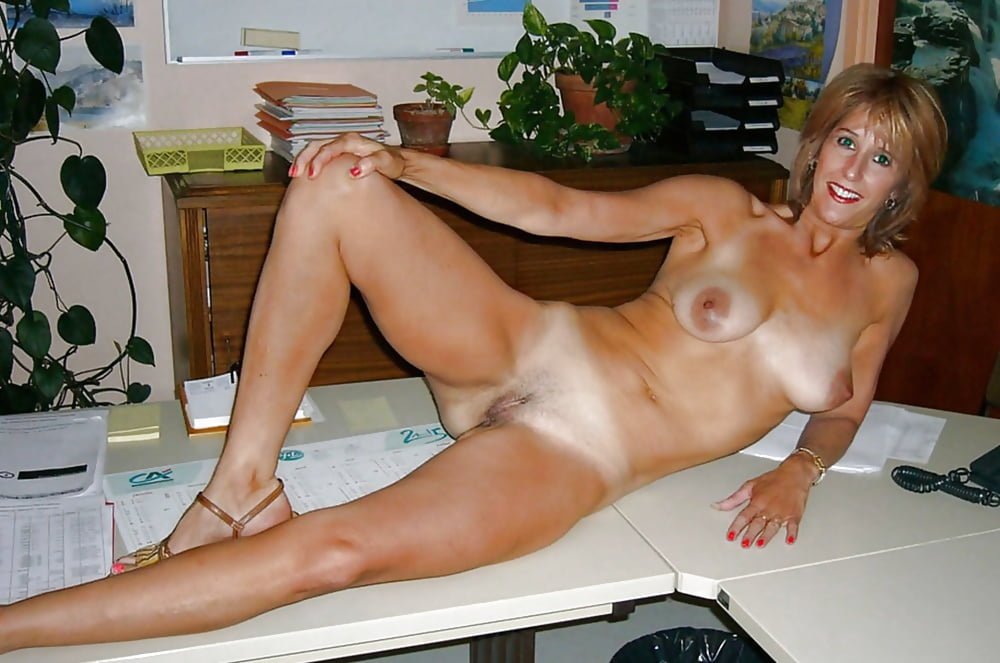 Naked real office pics amateur